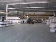 Быстровозводимый ангар под склад производства BORGA, Швеция
