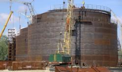 Резервуары для ООО «БалтНафта»