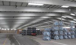 Легкость конструкции быстровозводимого здания
