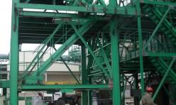 Нория - металлоконструкция для вертикального транспорта сыпучих метериалов